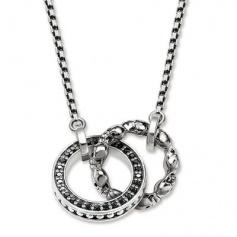 Thomas Sabo necklace with pave skull - KE149864311L