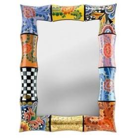 Spiegel Spiegel-101820 Toms Drag Bambus