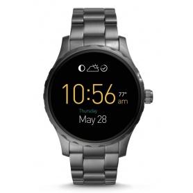 Orologio Fossil Smartwatch Q Marshal nero - FTW2108