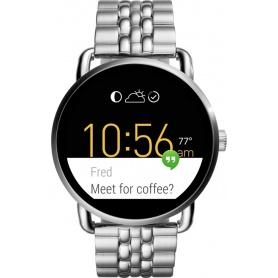 Orologio Fossil Smartwatch Q Wander acciaio - FTW2111