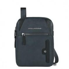 Piquadro bag black-CA3228W73/N iPad Phoenix