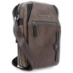 Piquadro toiletry bag padded iPad Phoenix gray-CA3228W73/TO