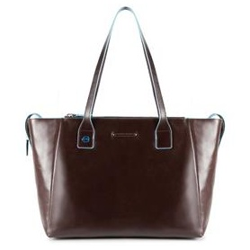 Piquadro Shopping bag Blue Square - BD3883B2/MO