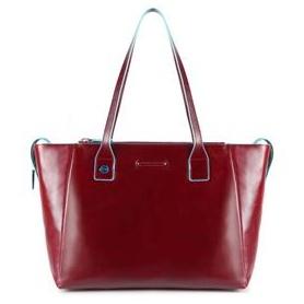 Piquadro Shopping bag Blue Square - BD3883B2/R