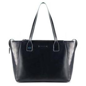 Piquadro Shopping bag porta Blue Square - BD3883B2/BLU2