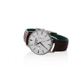 Vintage Uhrmacher Milan Chrono Silber