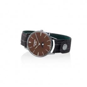Orologio Vintage Watchmaker Milano Fasi Lunari marrone