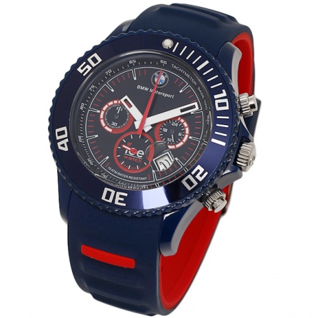 bmw watch by ice watch blue silicone bm ch brd b s 14. Black Bedroom Furniture Sets. Home Design Ideas