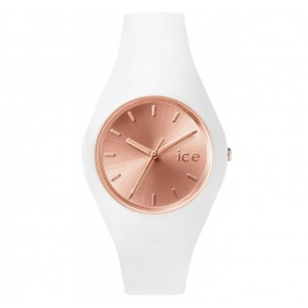 Ice-Watch-Uhr White Dial rose Glam