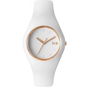 Orologio Ice Glam bianco e rosè ICE.GL.WRG.U.S.14