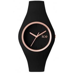 Orologio Ice Glam nero e rosè ICE.GL.BRG.U.S.14