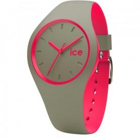 Watch Ice Watch Duo Winter Khaki Pink-IC. DUO. Kpk. U.s. 16