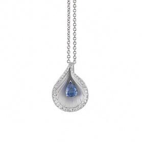 Annamaria Cammilli Premier diamond and Sapphire necklace GPE2099W
