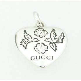 Charms Gucci Bird & Flower Blind For Love - YBG45527800100U