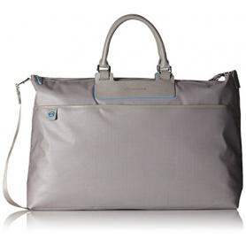 Piquadro Tasche mit Griff und Schultergurt Aki-BV2983AK/GR
