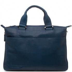 Piquadro folder Briefcase blue-CA1618S73/blue