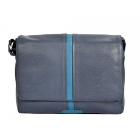 Piquadro Messenger folder blu-CA2076S67/blue