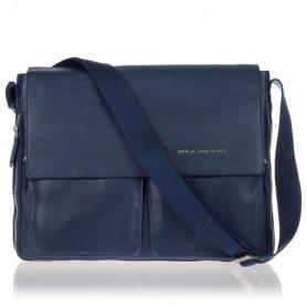 Piquadro Notebook Ordner Laszlo-CA2985W64/blau