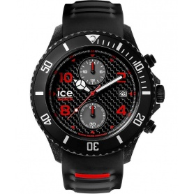 Watch Ice Watch Crono Carbon Black and Red