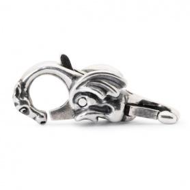 Schließen Trollbeads Drache-HAARSCHNITTE-00019