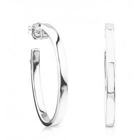 Large hoop earrings Tous Lio-612543510