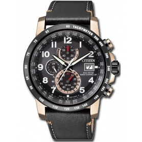 Orologio Citizen radiocontrollato H800 Sport rosè - AT8126-02E