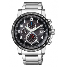 Citizen Funkuhren H800 Sport Stahl-AT8124-83E