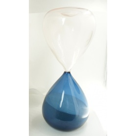 Hourglass Venini great limited edition pink and blue