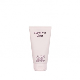 Milch 150 ml parfümiert Körperlotionen Eclat Amethyst Lalique