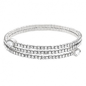 Swarovski Bracciale Twisty Bangle Drop - 5073592