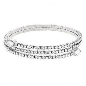 Kurvenreichen Drop starre Armband-5073592