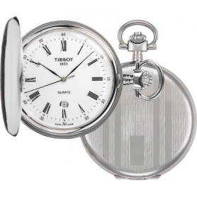 Tissot Quartz Pocket Watch Savonette -T 83.6.553.13