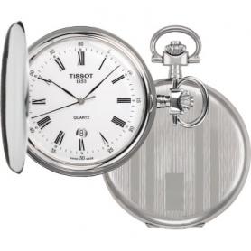 Tissot Quarz Pocket Uhren Savonette -T 83.6.553.13