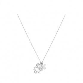 Alessandra Amoroso necklace Lola & Grace puzzle-5268537