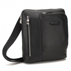 Leather iPad pouch with Piquadro Modus-CA1816MO/N