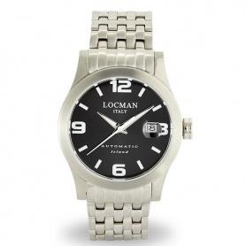 Locman Uhren Insel automatische Schwarz Ref. 615