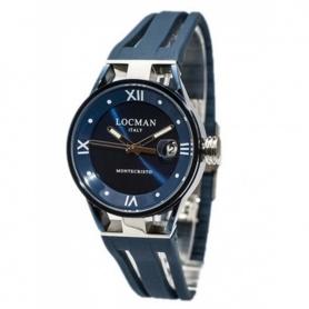 Locman Uhren Montecristo Frauen Blau Ref 520