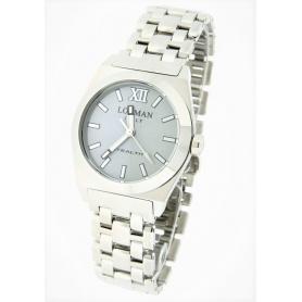 Locman Uhren Stealth Edelstahl grau Ref. 204