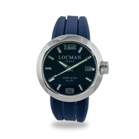 Orologio uomo Locman Change quarzo Blu Ref.422
