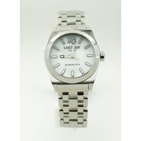Locman Uhren Stealth Edelstahl Schale Ref. 204