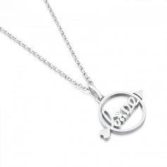 Tous necklace Valentine Love with Arrow-715304580