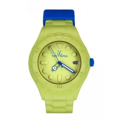 Watch Toy Watch fluo green and blue Toyfloat-SF04GR