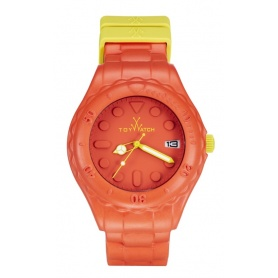 Toyfloat Orange and yellow Toy Watch watch-SF05OR