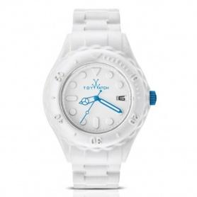 Orologio Toy Watch Toyfloat bianco e blu - SF01WH