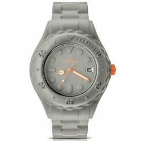 Toyfloat grey and orange Toy Watch watch-SF08HG