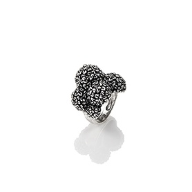 Giovanni Raspini ring Flower collection of dawn-9767
