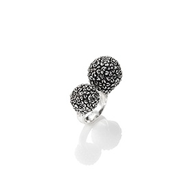 Giovanni Raspini ring collection Flower Sunrise double-9768