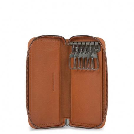 borsa cartella porta documenti 24 ore pelle made in italy testa di moro 7002