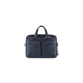Piquadro bag blue-CA2849MO/BLU port compute modus pockets