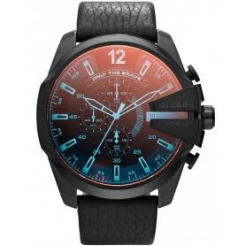 Diesel Uhr DZ4323 Chief schillernden Glashaut Chrono-Mester